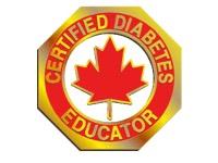 Certified Diabetes Educator Badge Raed Darras Pharmacist at Ultra Care Pharmacy in Ottawa